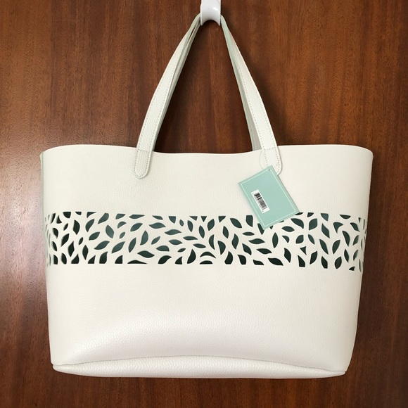 d745248b2400 NWT Tote with Samples